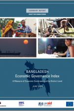 The Economic Governance Index of Bangladesh Report