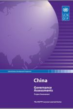 China Governance Assessments