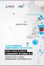 The Kosovo Municipal Competitiveness Index 2014